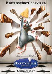 Poster zu Ratatouille