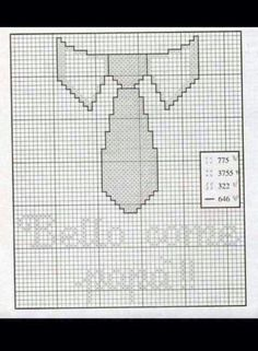 Baby Bibs, Cross Stitching, Diagram, Banana, Cross Stitch Angels, Ideas, Alphabet, Punto De Cruz, Funny Cross Stitches
