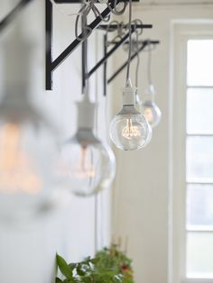 Por vezes, basta. #decoração #iluminação #IKEAPortugal