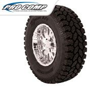 Pro Comp Xtreme All Terrain Radial Tires