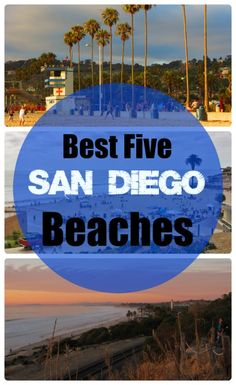 Best Five San Diego Beaches