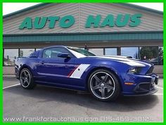 ebay ford mustang roush stage 3 roush stage 3 supercharged v8 rh pinterest com