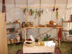 Camp kitchen to die for!