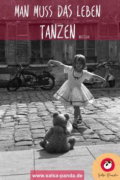 Tanzen quotes - Tanz Salsa mit Salsa Panda in Leipzig.