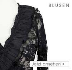 Damen Blusen mit Spitze und aktuelle Designs aus Italien im bei meinkleidchen.de
