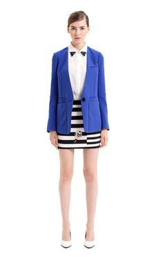Find More Apparel & Accessories Information about 2014 New Fashion Autumn Women Slim Fit Casual Candy Solid Color One Button Suit Women Long Blazers Jacket,High Quality Apparel & Accessories from meilishuo on Aliexpress.com