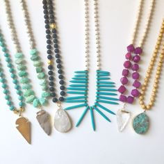 Super cute necklaces