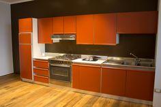 Scavolini's kitchen more than 50 years ago! #TBT #MadeinItaly #KitchenDesign #KitchenStyles #Scavolini #KitchenCabinets #KitchenStorage #Kitsilano #Vancouver #Canada