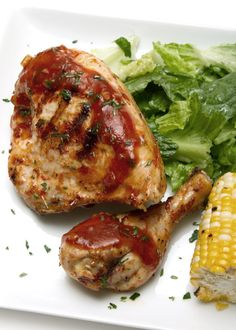 Sweet & Spicy BBQ Chicken - def trying this one mmmm
