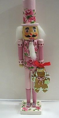 My one of a kind nutcracker
