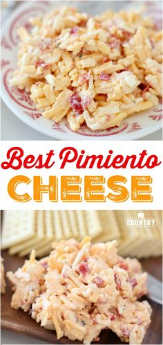 Best Pimiento Cheese recipe from The Country Cook (Pimento Cheese Sandwich) Pasta Recipes, Appetizer Recipes, Cooking Recipes, Cheesy Recipes, Milk Recipes, Cooking Tips, Gf Recipes, Crockpot Recipes, Cake Recipes