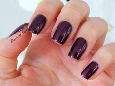 Melia Silver Nail Polish, N717
