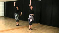Técnica de baile, nivel intermedio: Secuencia para el trabajo de precisión