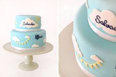 Cake Baby Shower - Salvador