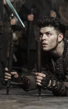 Alex Hoegh Andersen-Ivar The Boneless Ragnar Lothbrok Vikings, Rollo Vikings, Ivar Vikings, Vikings Tv Show, Vikings Tv Series, Images Viking, Viking Pictures, Ivar Le Désossé, Ivar Ragnarsson