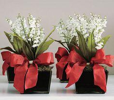 Arranjos de Natal - Flores Jardim