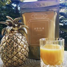 Asila Detox Diet with Ananas