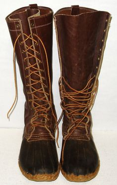 best boots I ever owned, great for fishing, horse back riding,gardening  or just walking thru tall grass,