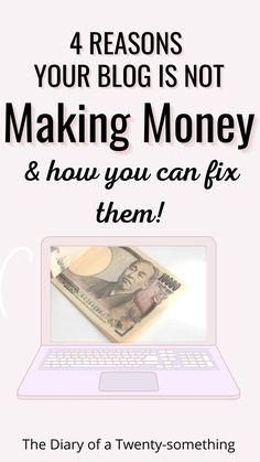 Earn Money Online, Make Money Blogging, Way To Make Money, Wordpress For Beginners, Blogging For Beginners, Wordpress Website Design, Affiliate Marketing, Seo Marketing, Digital Marketing Services