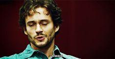 "Will Graham / Hannibal *(gif) ""Always"""