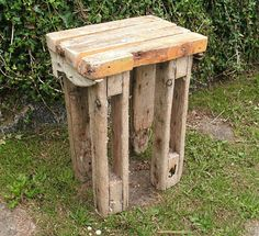 Driftwood Table Driftwood Furniture, Driftwood Table, Quality Furniture, Shells, Stool, Crafts, Gallery, Design, Home Decor