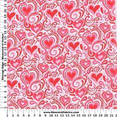 33 Best Valentine Fabric Ideas Images Cotton Fabric Cloth
