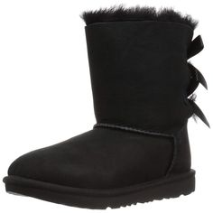 UGG Kids K Bailey Bow II Fashion Boot ** Check this awesome product by going to the link at the image. (This is an affiliate link) Adidas Girls Shoes, Nike Shoes, Bow Boots, Girl Boots, Little Girl Shoes, Girls Dress Shoes, Jordans Girls, Bailey Bow, Ugg Kids