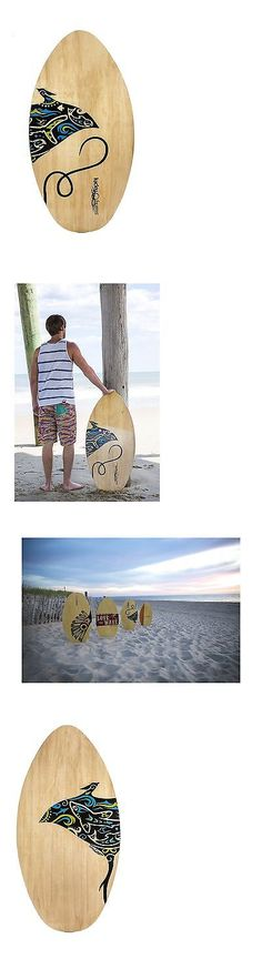 Skimboards 155141: Lucky Bums Wood Skimboard Manta Ray 39-Inch -> BUY IT NOW ONLY: $50.8 on eBay!