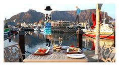 """""""Cape Town w/Ross"""" by borntobefashionable on Polyvore featuring Eugenia Kim"""