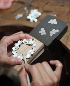Slow down with our new touring craft exhibition - Art Unpacked - repeat - Slow down with our new touring craft exhibition – Art Unpacked - Contemporary Jewellery, Modern Jewelry, Metal Jewelry, Jewelry Crafts, Jewelry Art, Jewelry Design, Handmade Silver Jewellery, Silver Jewelry, Silver Earrings