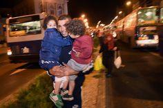 逃れ、逃れて......漂流するシリア難民の肖像(画像)