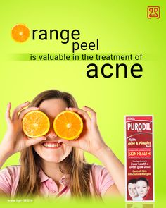 #OrangePeel is valuable in the treatment of #Acne #Skincare #AcneTreatment #AcneCure #Ayurvedic #Natural #SummerAcne #AcneFact