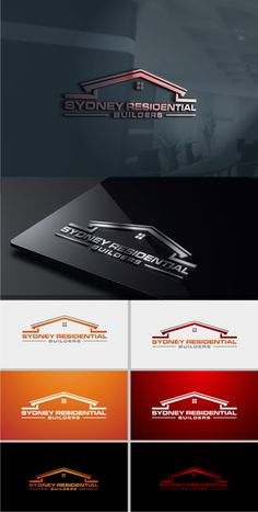 Help Sydney Residential Builders Shine with a winning logo by RATU_DESIGN