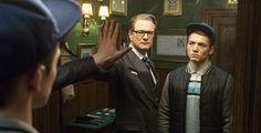 """""""Kingsman: The Secret Service"""" - Rasant wie ein Computerspiel prescht die Actionkomödie zwei Stunden lang über die Leinwand. Dabei nimmt sich der Film mit Colin Firth nie zu ernst und gern Zeit für postmoderne Verweise und selbstironische Dialoge."""