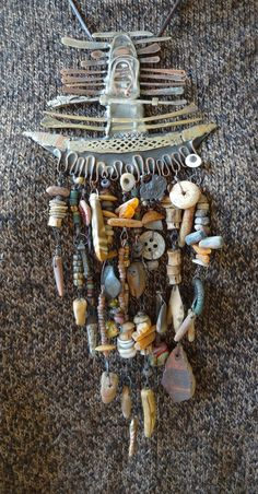 metal work necklaces - Google Search