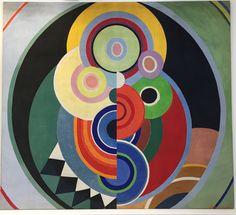 Sonia Delaunay, Rythme on ArtStack #sonia-delaunay #art