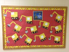 Community helpers - construction workers