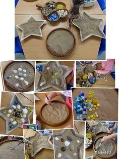 "Sand patterns... from Rachel ("",)"