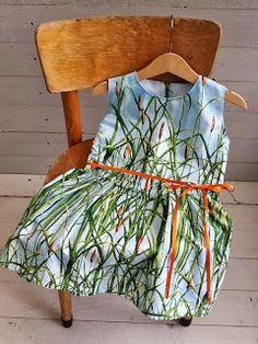 toertjes en pateekes, jurk