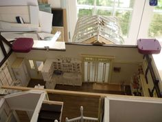 witch plans minecraft interior magic practical floor cottage cabin plan blueprints movie inside garip