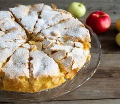 Hungarian Desserts, Hungarian Recipes, Sweet Recipes, Cake Recipes, Dessert Recipes, Apple Desserts, Cookie Desserts, Diet Cake, Torte Cake