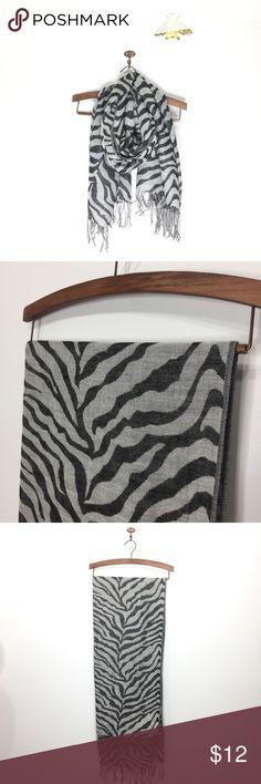 Leopard Print Scarf Black And Brown Purple Black And Grey Birthday Gift N11
