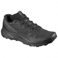 new style 44334 cb7a6 Salomon - Sense Ride GTX Invisible Fit Trail Running Shoe - Men s   TrailRunning Tennarit Nike