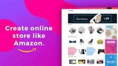 Are you looking for eCommerce solution for your online store? Check the front page elements of ZoneStore ecommerce website template inspired by Amazon. ZoneStore - online store like Amazon. Description for front page elements - part one. #ecommerce #solution #store #website #template #amazon #gdpr