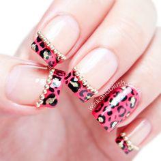 WINK AND BLUSH! #nail #nails #nailart