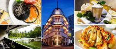 The best places to eat, drink and shop in Singapore, an island nation state the size of Manhattan with an oversize dining scene.