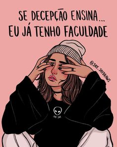 A imagem pode conter: 1 pessoa, texto Study Planner, Sad Girl, Daily Motivation, Cute Wallpapers, Girl Power, Funny Memes, Humor, Words, Quotes