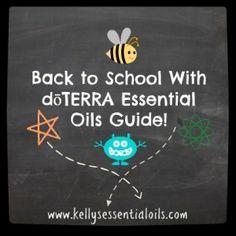 Back to School with doTERRA Essential Oils (www.kellysessentialoils.com)