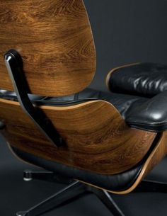 Eames Lounge Chair Schwarz   POPfurniture.com