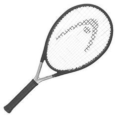 Head Titanium Ti.S6 XL Tennis Racquet - 115 in. Head (4 5/8) by HEAD. $79.95